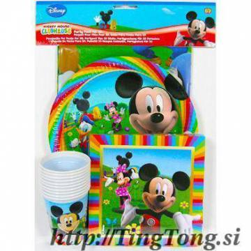 Party Set Mickey Mouse 477