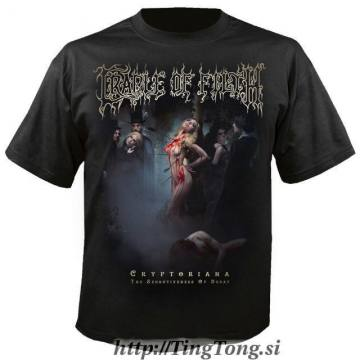 T-shirt Cradle Of Filth 6066