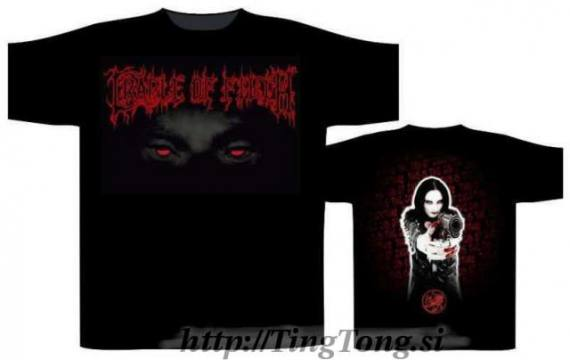 T-shirt Cradle Of Filth 7404