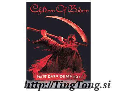 Zastava Children of Bodom 7831