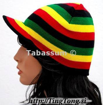 Rasta Stripes 8444
