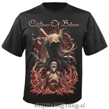 T-shirt Children of Bodom 8582