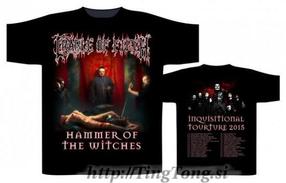 T-shirt Cradle of Filth 8833