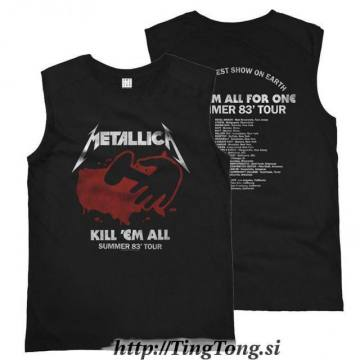 Kill Em All 83 Tour -Metallica 9207