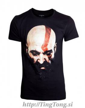 Kratos Face-God Of War 9349