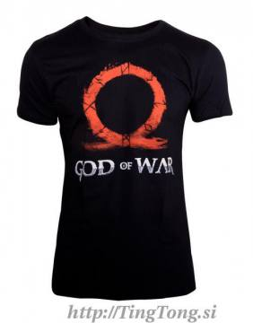 Ohm Sign With Rune-God Of War 12349