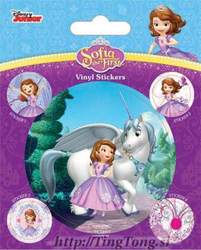 Nalepka Sofia The First 13353