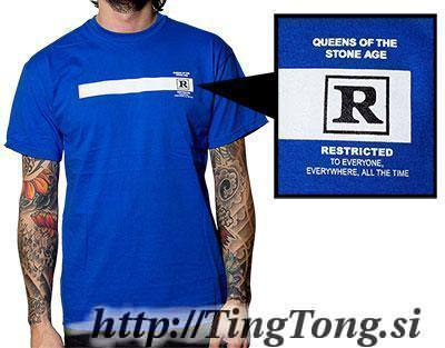 T-shirt Queens Of The Stone Age 13653