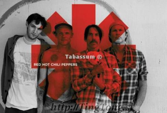 Poster Red Hot Chilli Peppers 13796