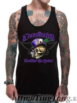 Rockin The Joint Vest-Aerosmith 14273