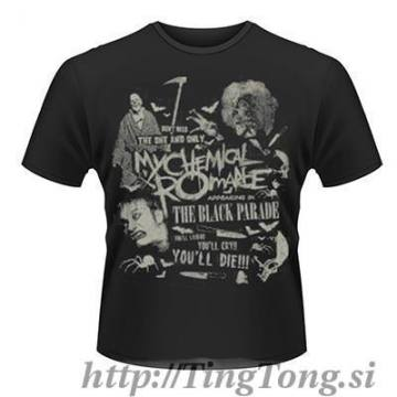 T-shirt My Chemical Romance 14575
