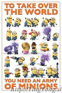 Poster Despicable Me 16382