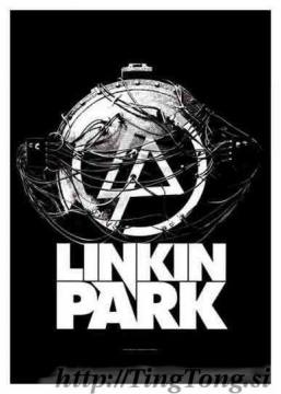 Atomic Age Logo-Linkin Park 24036