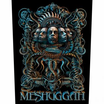 5 Faces-Meshuggah 27601