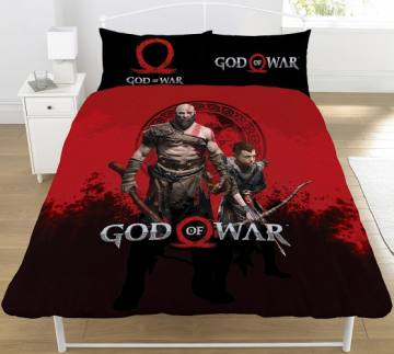 Warriors Double-God Of War 35025