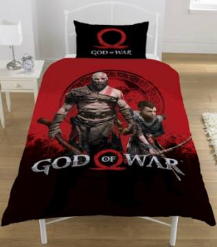 Warriors Single-God Of War 35027