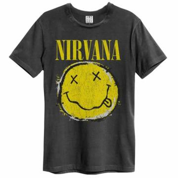Worn Out Smiley Vintage-Nirvana 35320