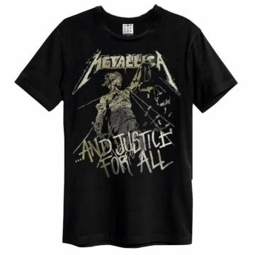 And Justice For All Vintage-Metallica 36336