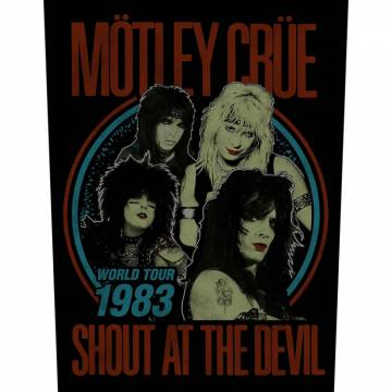 Shout At The Devil-Motley Crue 36343