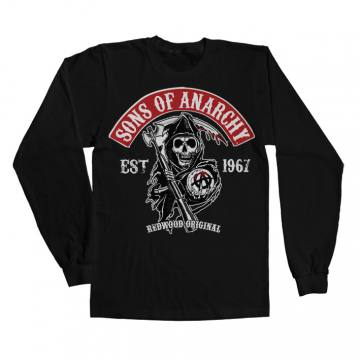 Redwood Original Red Patch-Sons Of Anarchy 38724