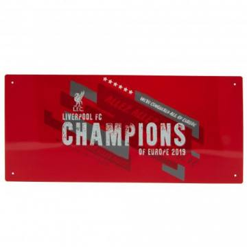 Champions Of Europe- FC Liverpool 38814