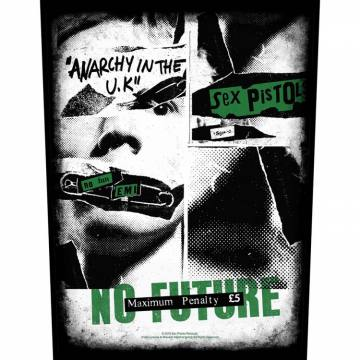No Future - Sex Pistols 39344