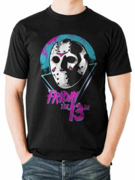Eighties Mask-Friday The 13Th 39375