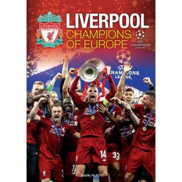 Champions Of Europe -FC Liverpool 39400