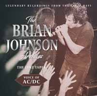 The Brian Johnson Archives-AcDc 39542
