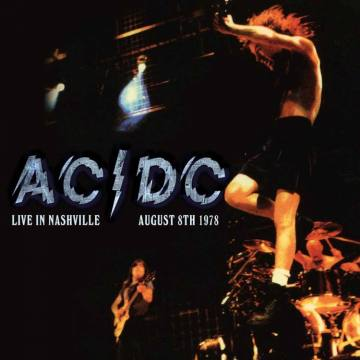 Live In Nashville August 8Th 1978-AcDc 39544