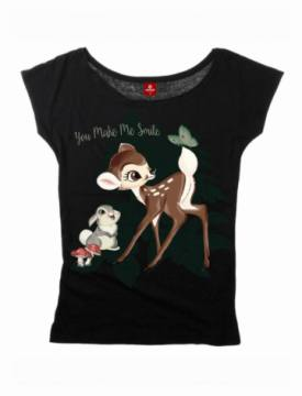 You Make Me Smile-Bambi -Disney 40163