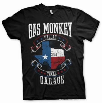 Texas Flag-Gas Monkey Garage 40213