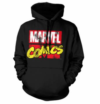 Retro Logo Distressed- Marvel Comics 40382