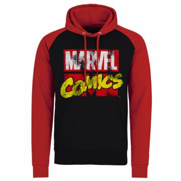 Retro Logo Raglan- Marvel Comics 40383