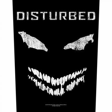 Face- Disturbed  40508