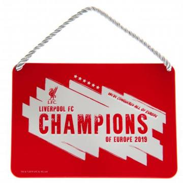 Champions Of Europe- FC Liverpool 42066