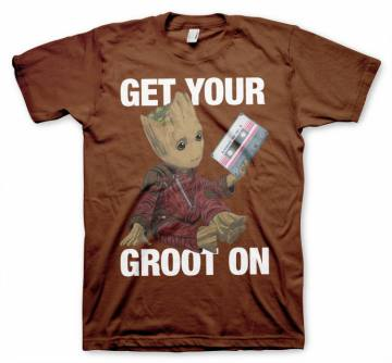 Get Your Groot On-Guardians Of The Galaxy 42629