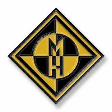 Diamond Logo-Machine Head 43109