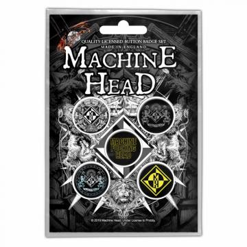 Crest-Machine Head 43113