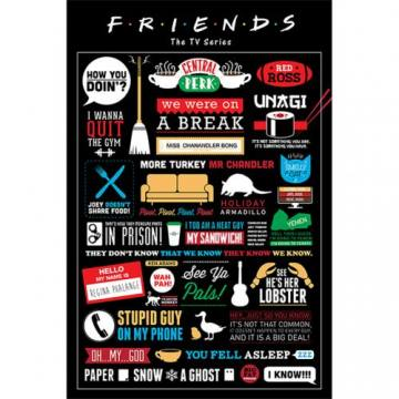 Infographic- Friends 44811