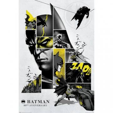 80Th Anniversary- Batman 44932