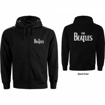 Drop T Logo Black - The Beatles 44196