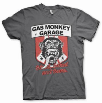 Stripes Shield-Gas Monkey Garage 44852