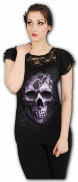 Lace Skull-Spiral Direct 44263