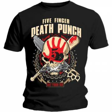 Zombie Kill -Five Finger Death Punch 45445