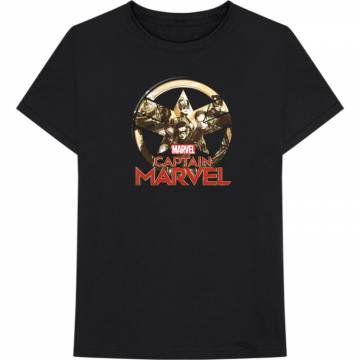 Captain Marvel Star Logo-Marvel Comics 45698