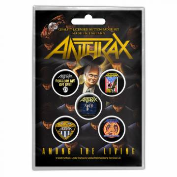 Among The Living-Anthrax 47019