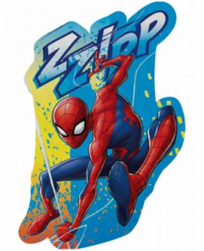 Action Shaped-Spiderman 47805