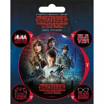 Characters-Stranger Things 49587