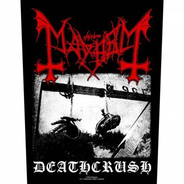 Deathcrush- Mayhem  49950